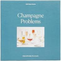 "Puzzle ""Champagne Problems"" 500 Pieces"