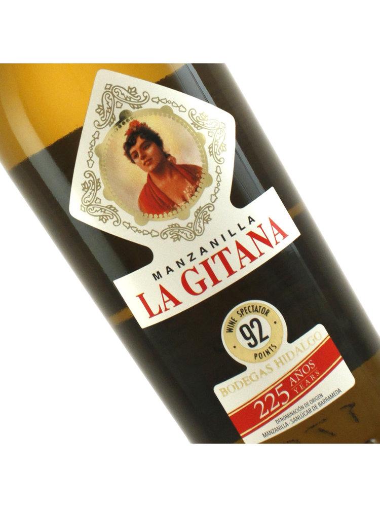 "Hidalgo ""La Gitana"" Manzanilla Sherry, Sanlúcar de Barrameda, Spain 750ml"