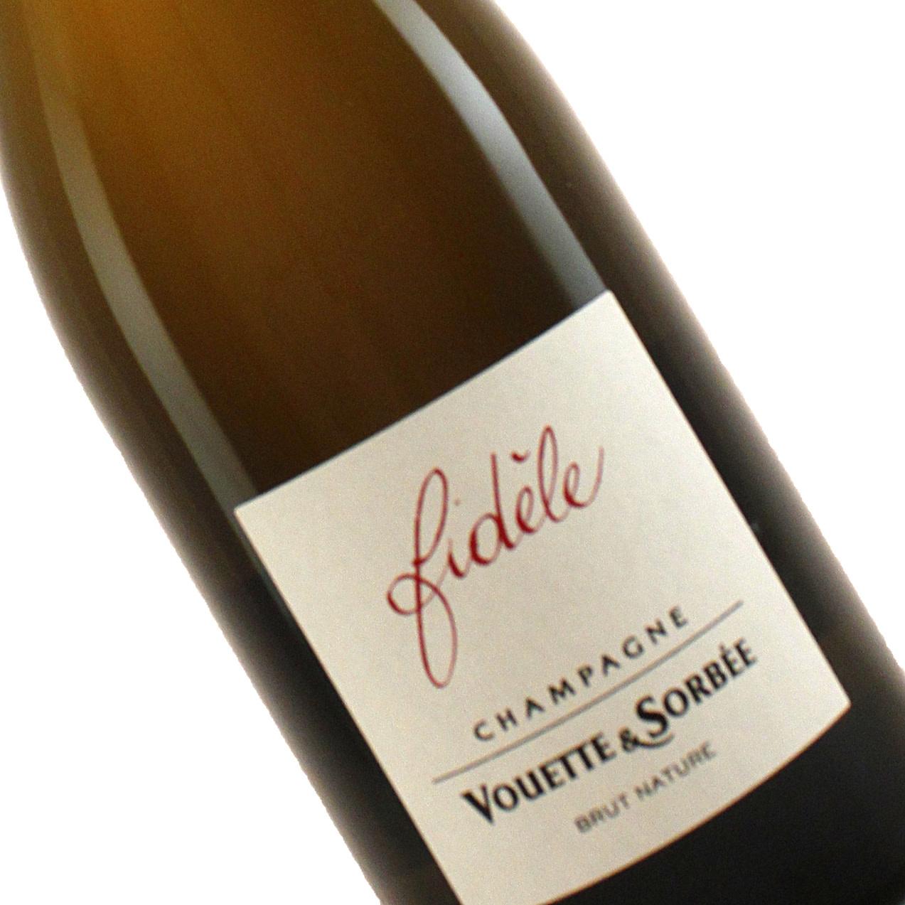 "Vouette & Sorbee N.V. Champagne ""Fidele"" Brut Nature"