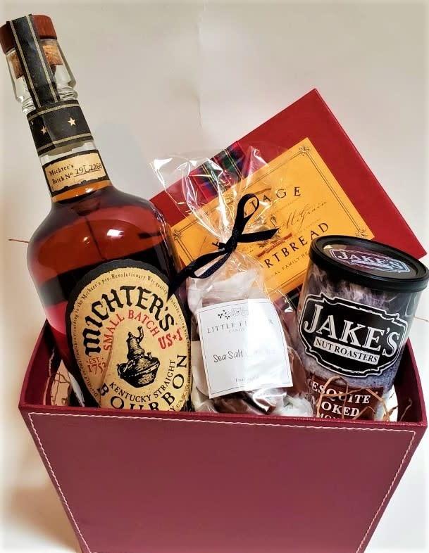 Michter's Kentucky Bourbon Gift Basket