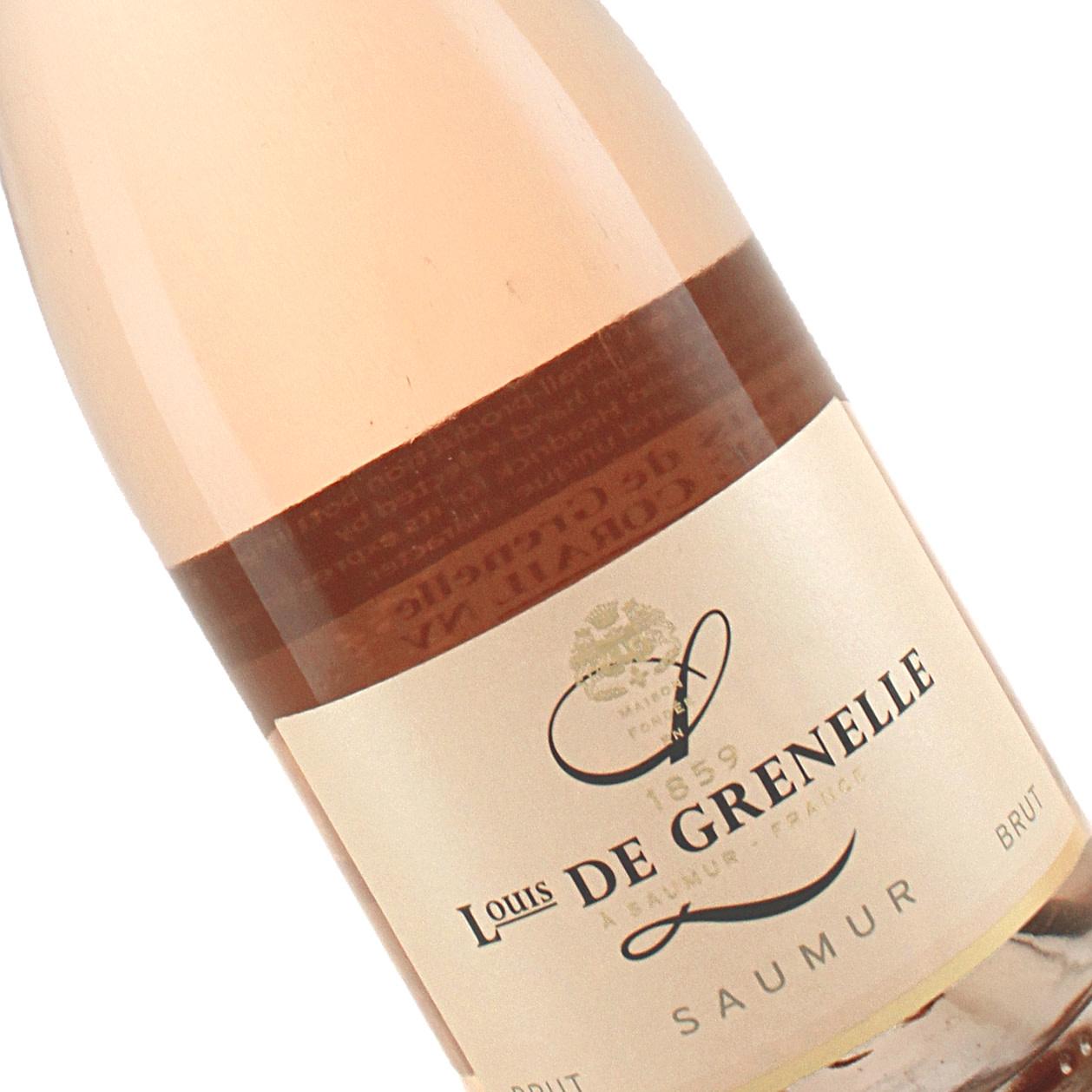 Louis De Grenelle N.V. Saumur Rose Corail Brut Sparkling