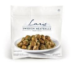 Lars Swedish Meatballs, Frozen  20 oz.