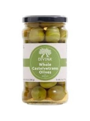 Divina Castelvetrano Olives Jar, Sicily