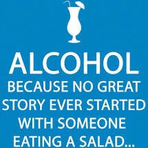 Napkin - PPD - alcohol because no great story