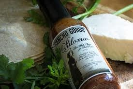 "Rancho Gordo ""La Paloma"" Mild Sauce for Hot People 5oz. Napa, CA"