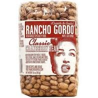 Rancho Gordo Classic Cranberry Beans 16oz. Napa, CA