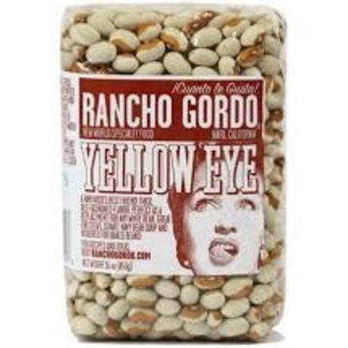Rancho Gordo Yellow Eye Beans 16oz. Napa, CA