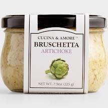 Cucina & Amore Artichoke Bruschetta
