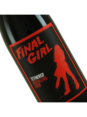 """Final Girl 2018 """"Tethered"""" Red Blend Santa Maria Valley"""