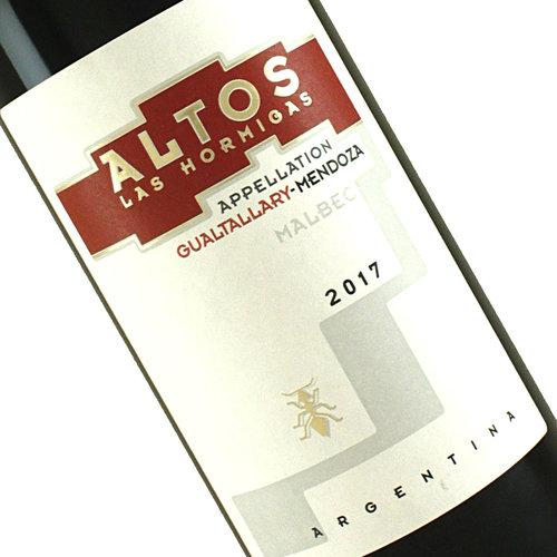 Altos Las Hormigas 2017 Malbec Gualtallary-Mendoza, Argentina