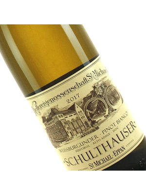 St. Michael-Eppan 2017 Pinot Bianco/Blanc Schulthauser, Sudtirol-Alto Adige Italy