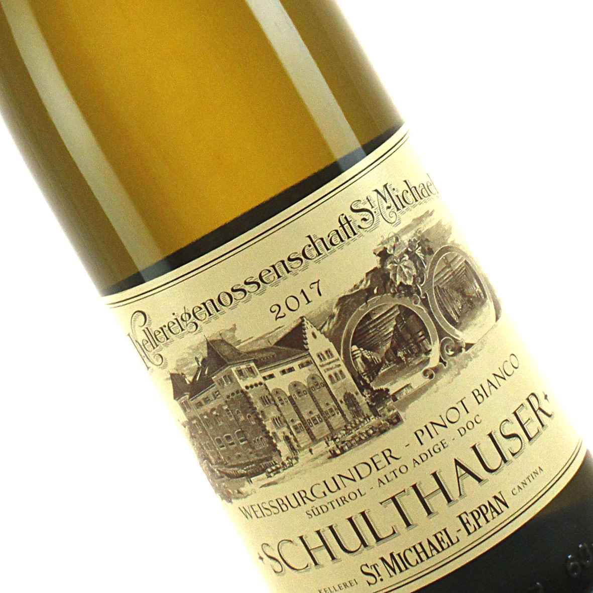 "St. Michael-Eppan 2017 Pinot Bianco ""Schulthauser"", Sudtirol-Alto Adige Italy"