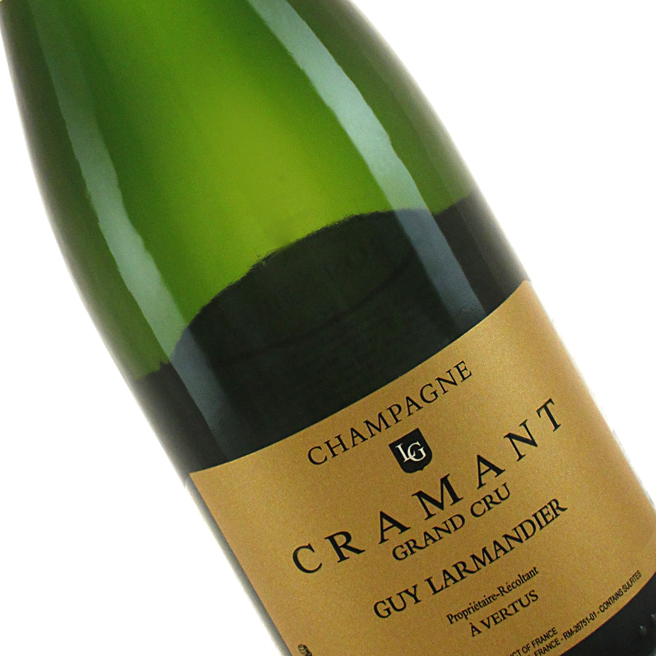 Guy Larmandier N.V.   Grand Cru Brut Champagne