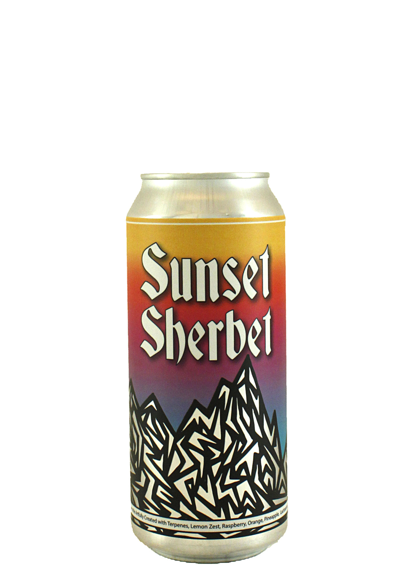 "Moonraker Brewing ""Sunset Sherbet"" Kettle Sour Ale 16oz. Can - Auburn, CA"