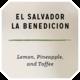 """Rose Park Coffee Roasters El Salvador """"La Benedicion"""" Whole Bean Coffee 12oz. Long Beach"""