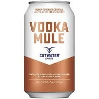 Cutwater Vodka Mule 12oz. Can Cocktail