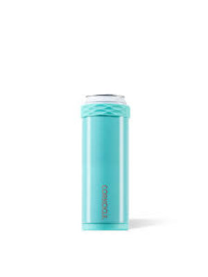 """Corkcicle """"Arctican"""" Can Chiller Turquoise"""
