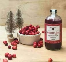 """Yes! Cocktail """"Cranberry Spice"""" Cocktail Mixer"""