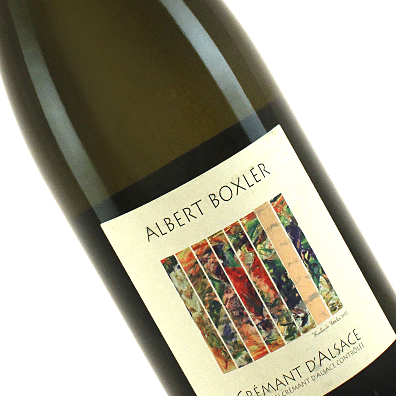 Albert Boxler 2015 Cremant D'Alsace Brut Sparkling Wine