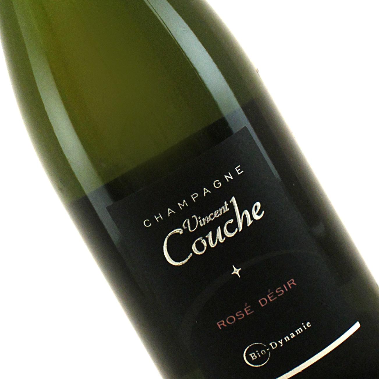 """Vincent Couche N.V. Champagne """"Rose Desir"""" Biodynamic"""