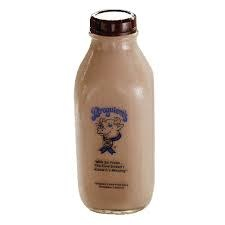 Broguiere's Chocolate MIlk, 32oz.