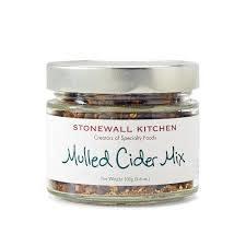 Stonewall Kitchen Mulled Cider Mix 3.6oz., Maine