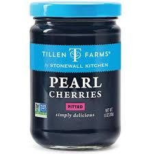 Tillen Farms Pearl Cherries, Pitted 10oz.