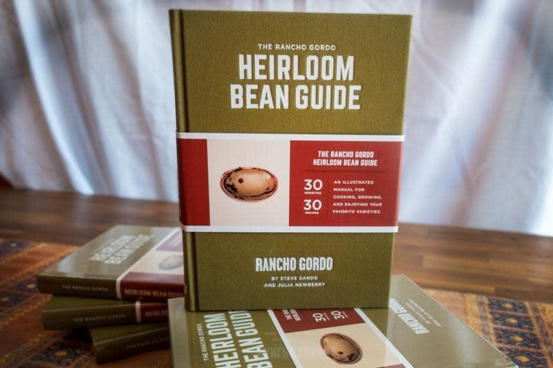 The Rancho Gordo Heirloom Bean Guide