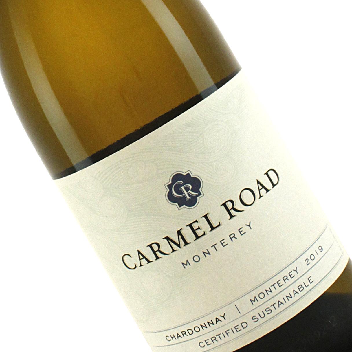 Carmel Road 2019 Chardonnay, Monterey