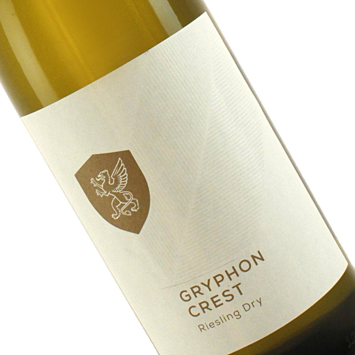 Gryphon Crest 2017 Riesling Dry, Rheinhessen