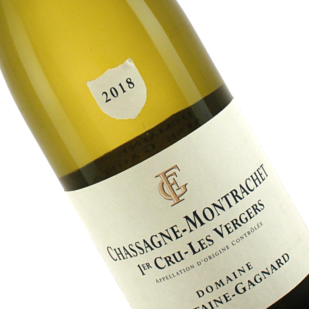 Domaine Fontaine-Gagnard 2018 Chassagne Montrachet 1er Cru - Les Vergers , Burgundy