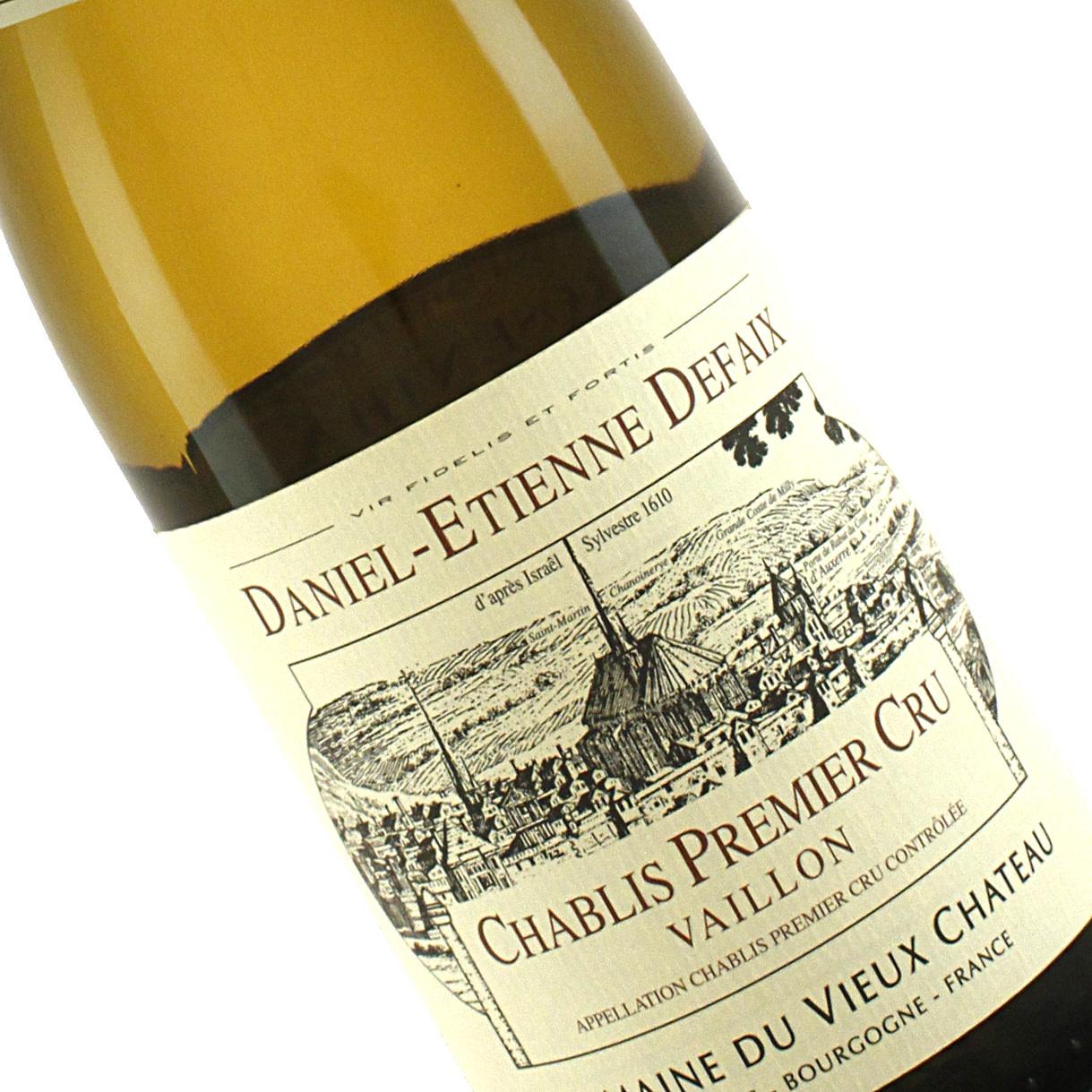 """Daniel-Etienne Defaix 2006 Chablis Premier Cru """"Vaillon"""", Burgundy"""