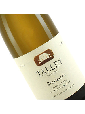 Talley 2018 Chardonnay Rosemary's Vineyard, Arroyo Grande Valley, California