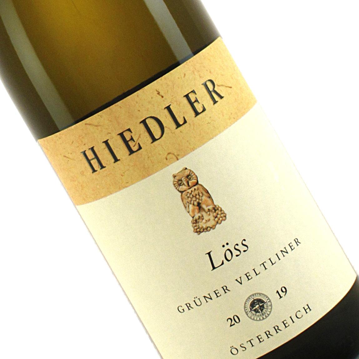 Hiedler 2019 Gruner Veltliner Löss Niederosterreich, Austria