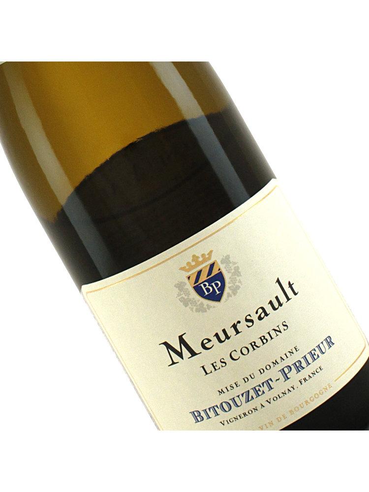 """Bitouzet-Prieur 2017 Meursault """"Les Corbins"""", Cotes de Beaune,  Burgundy"""