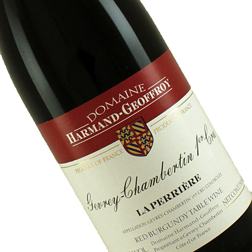 "Domaine Harmand-Geoffroy 2015 Gevrey -Chambertin 1er Cru ""La Perriere"", Burgundy"