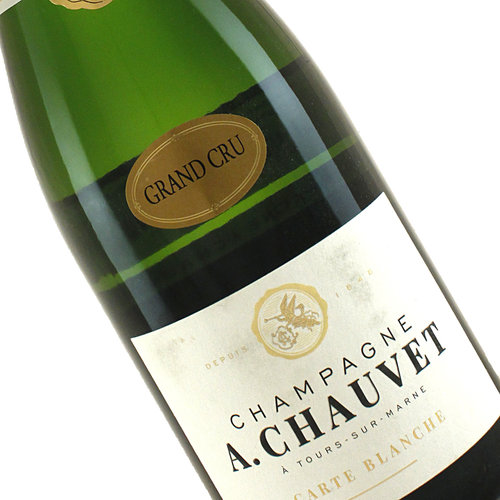 A. Chauvet N.V. Champagne Brut Carte Blanche Brut, Tours-sur-Marne