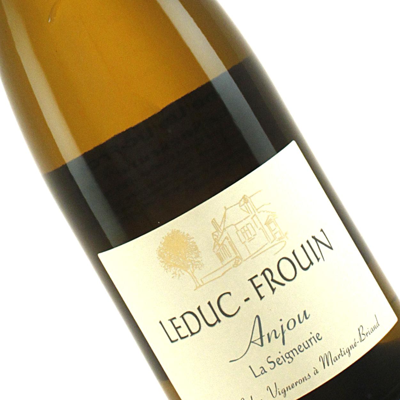 """Leduc Frouin 2018 Anjou Blanc """"La Seigneurie"""" Loire Valley"""