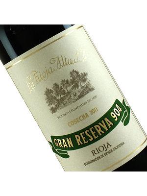 """La Rioja Alta 2011 Rioja Gran Reserva """"904"""""""