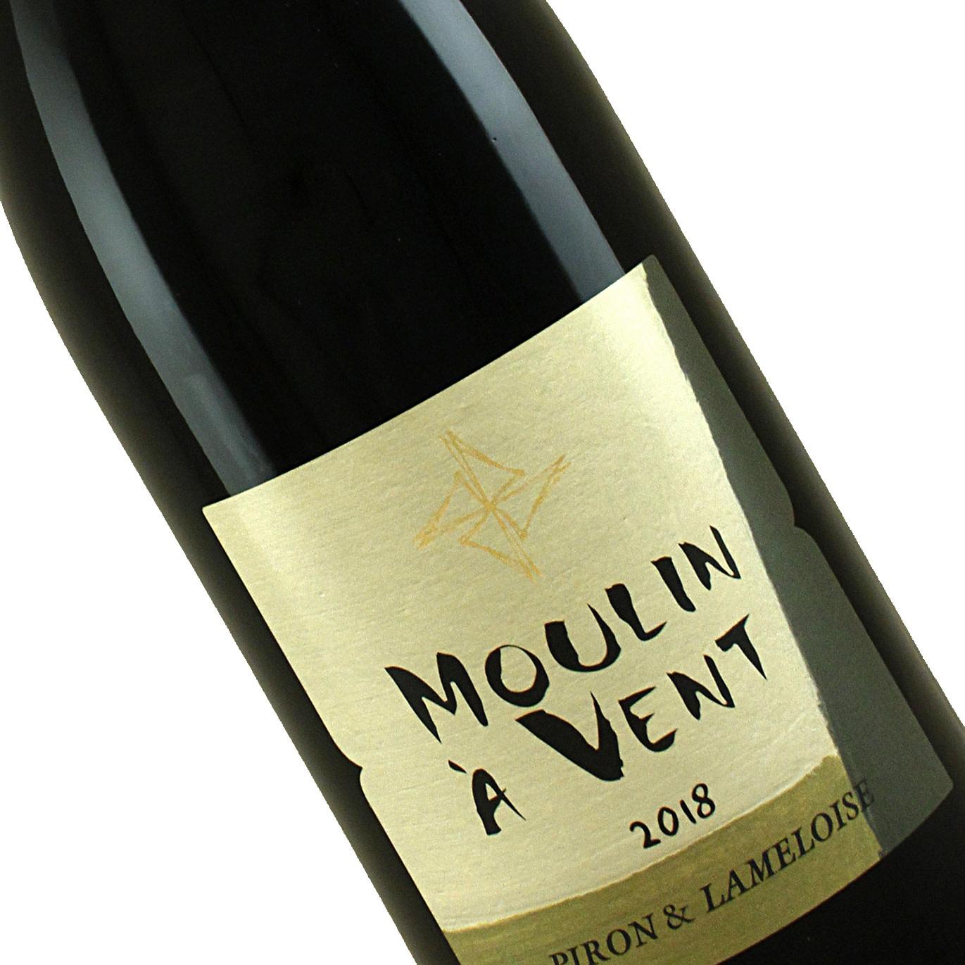 Piron & Lameloise 2018 Moulin a Vent, Beaujolais