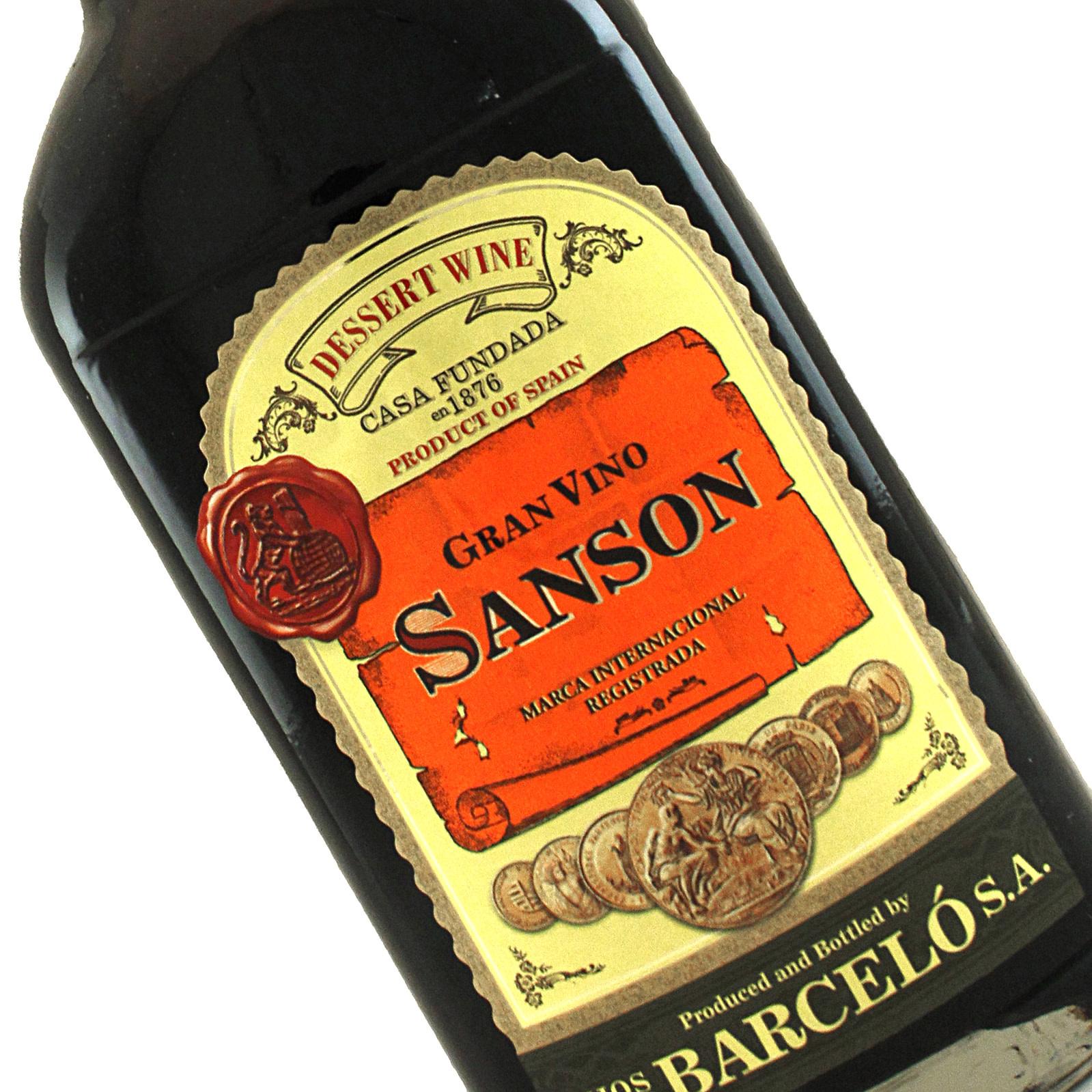 Sanson Gran Vino Dessert Wine, Spain