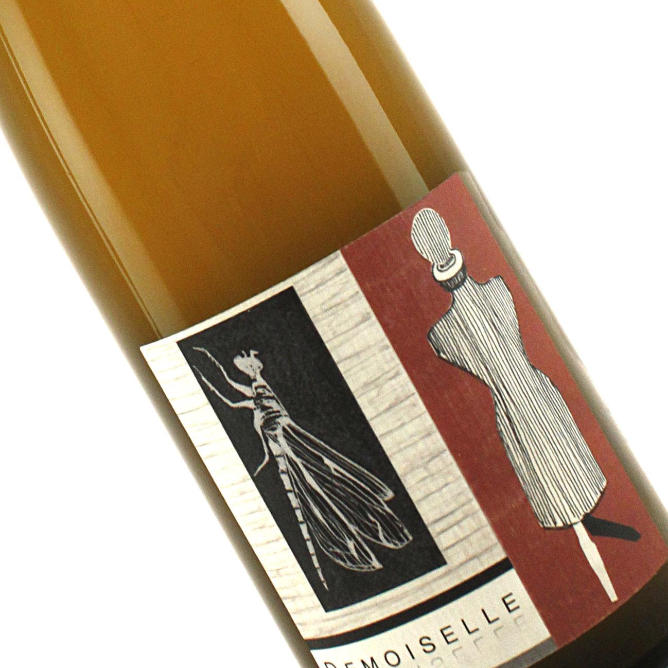 """Domaine Rietsch 2019 Gewurztraminer """"Demoiselle"""" Orange Wine, France"""
