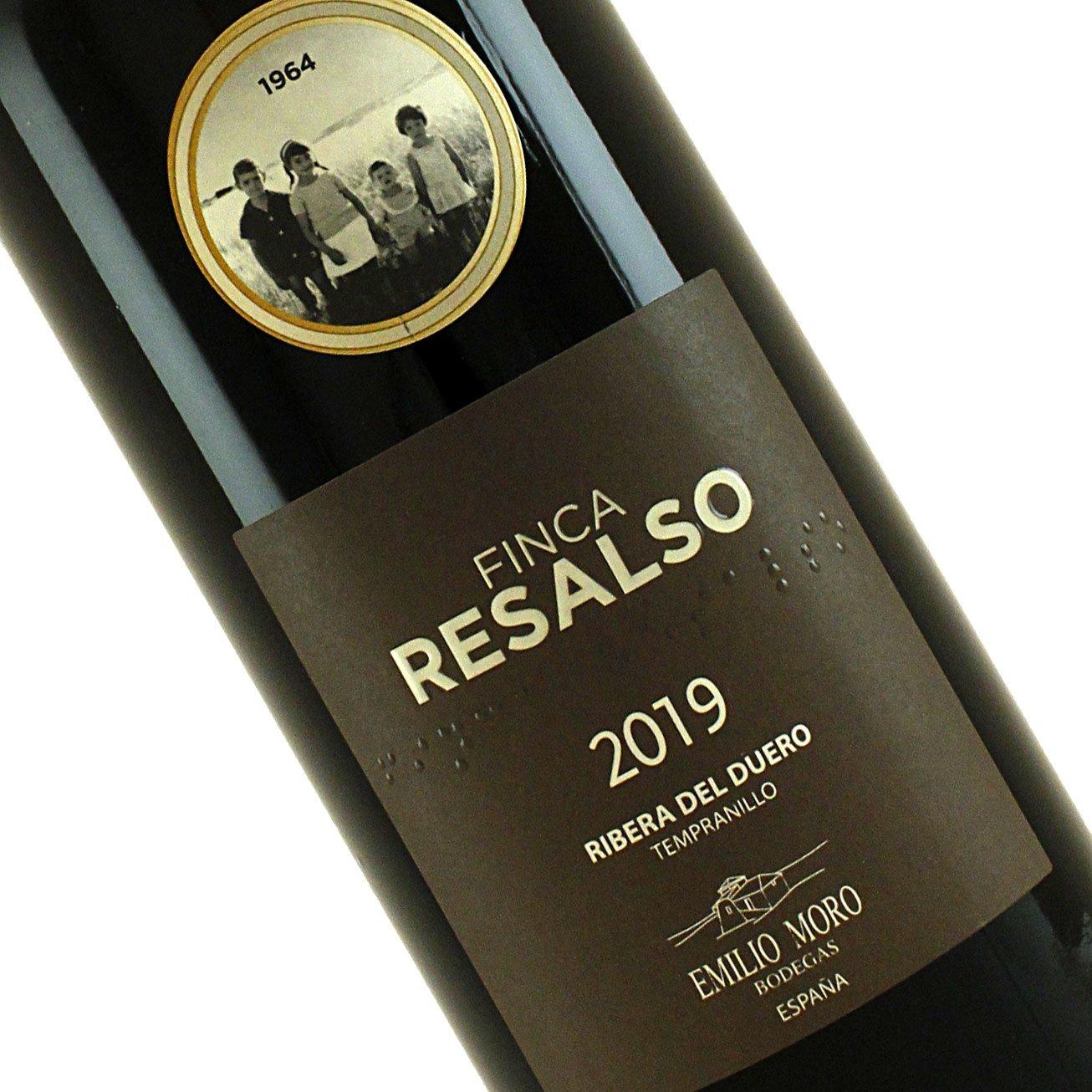"""Emilio Moro 2019 Tempranillo """"Finca Resalso"""", Ribera Del Duero, Spain"""