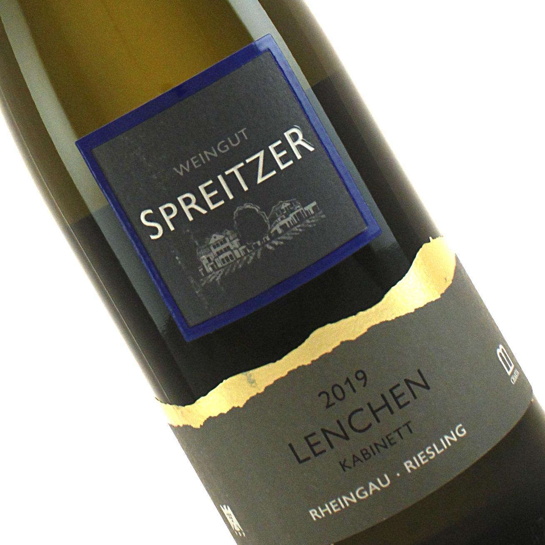 Spreitzer 2019 Oestricher Lenchen Riesling Kabinett, Rheingau, Germany
