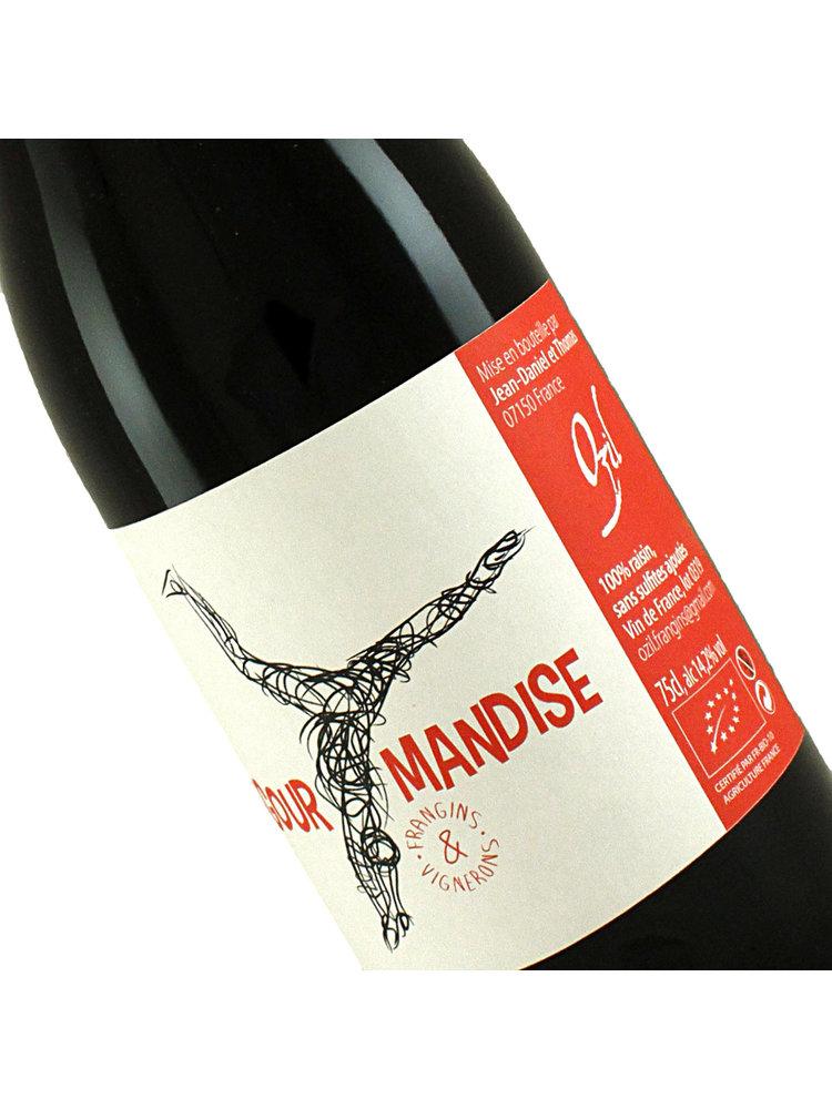 "Domaine Ozil 2019 ""Gour Mandise "" Natural Wine, France"