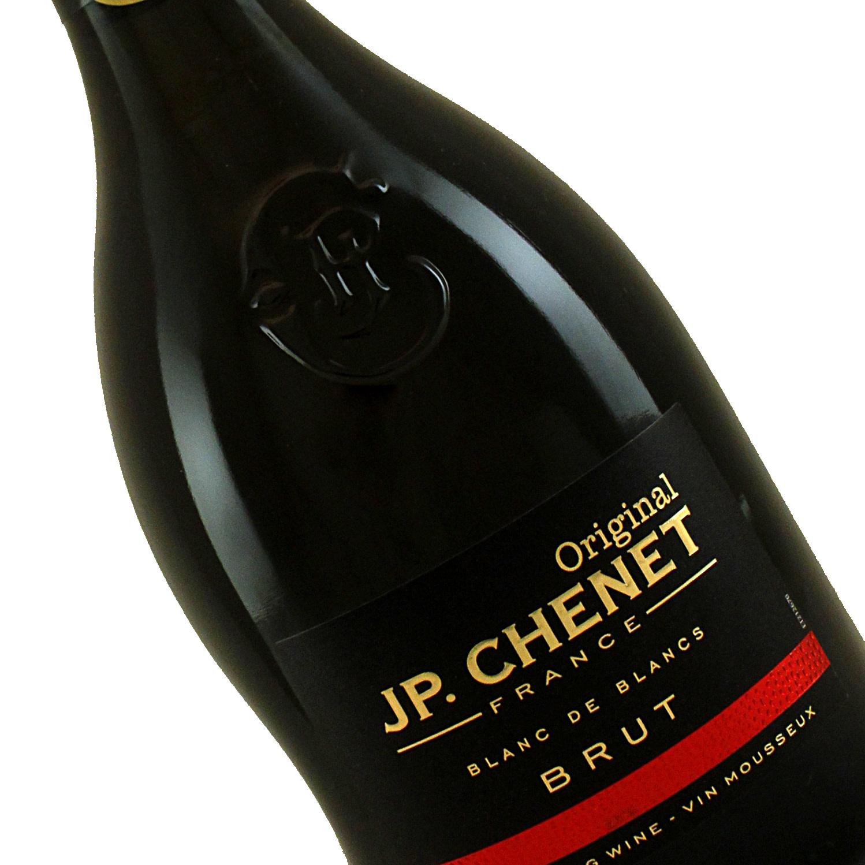 J. P. Chenet N.V. Blanc de Blancs Brut Sparkling Wine, France