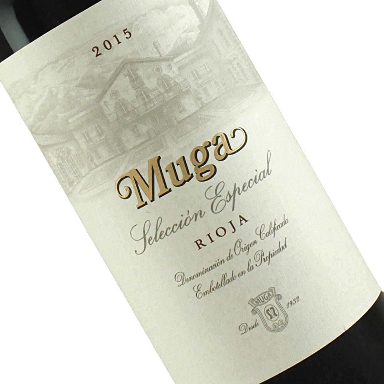 Muga 2015 Seleccion Especial Rioja, Spain
