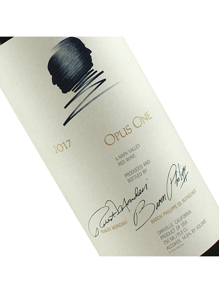 Opus One 2017 Red Wine Napa Valley