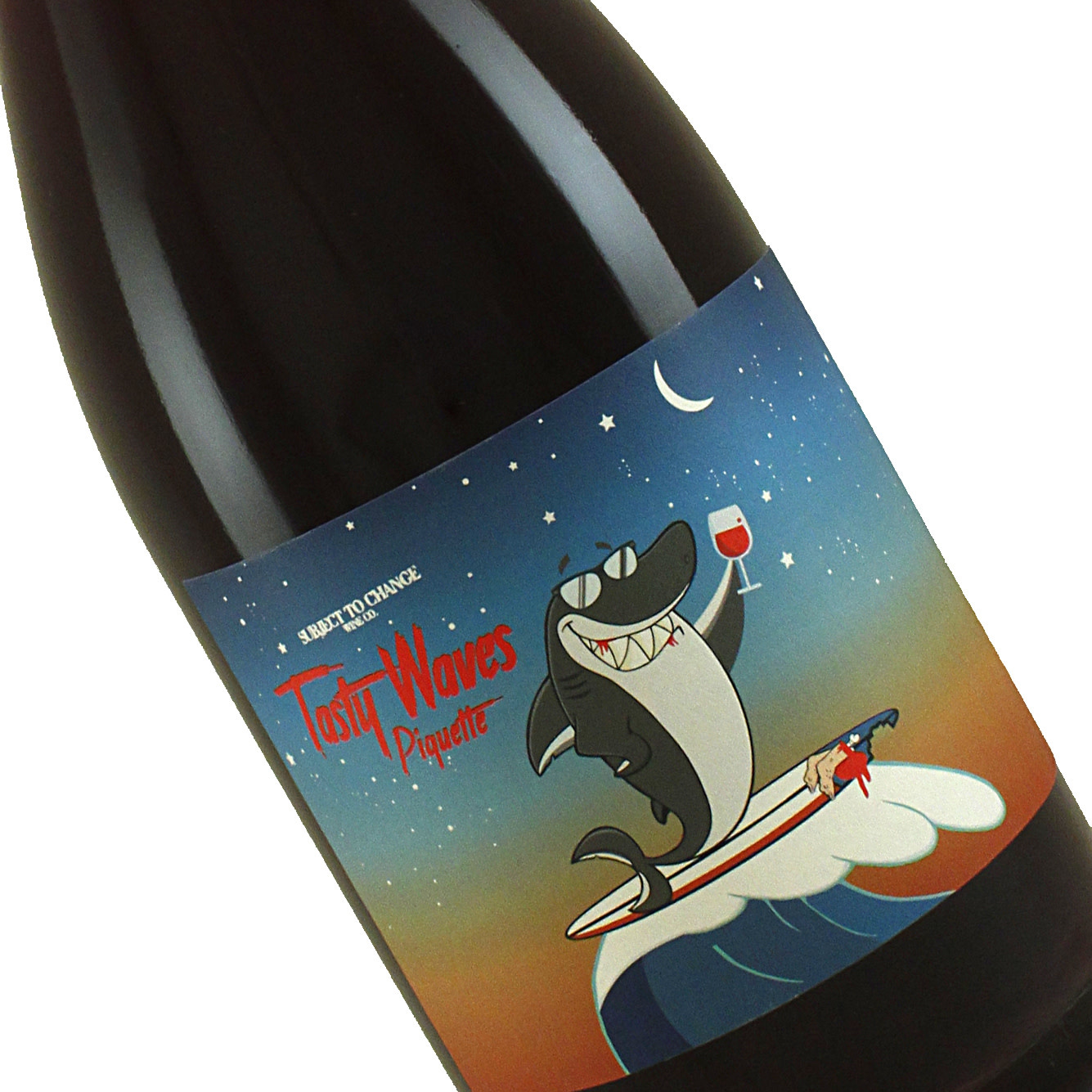 """Subject To Change 2019 """"Tasty Waves"""" Sparkling Red Piquette"""