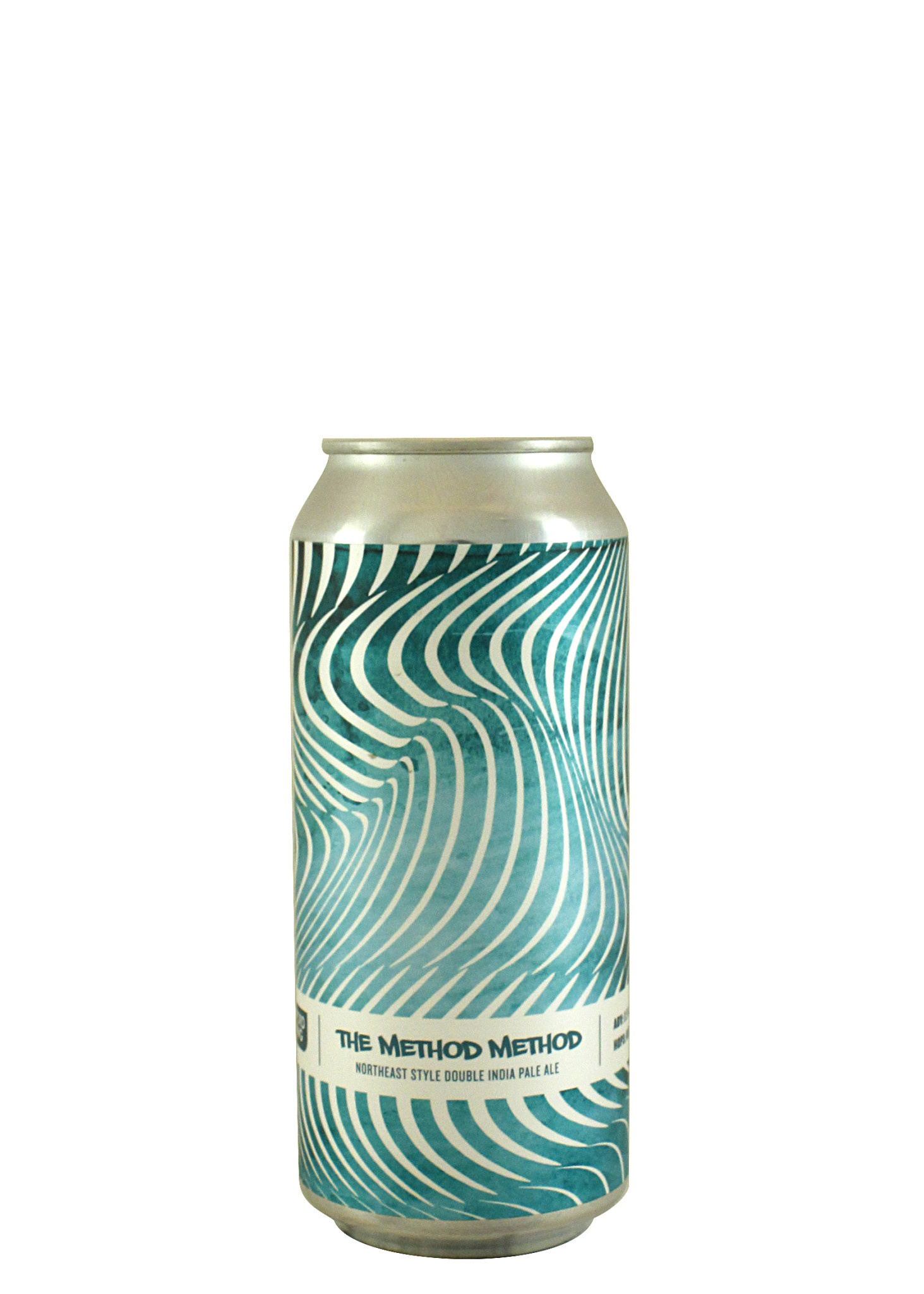 "Mumford Brewing ""The Method Method"" Northeast Style Double IPA 16oz. Can - Los Angeles, CA"